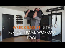 Load and play video in Gallery viewer, Wreck Bag XT - Pre-Filled Functional Fitness Weighted Bag