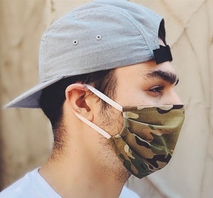 Personal Protection Mask (Camo)