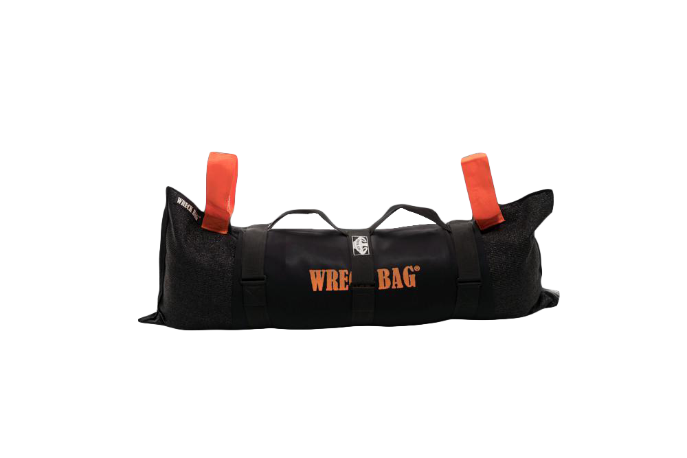 Wreck Ribs - Additional Handle Options For The Wreck Bag Og