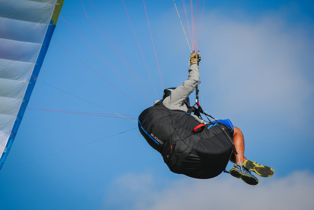 Ozone Oxygen 2+ Harness - Planet Paragliding