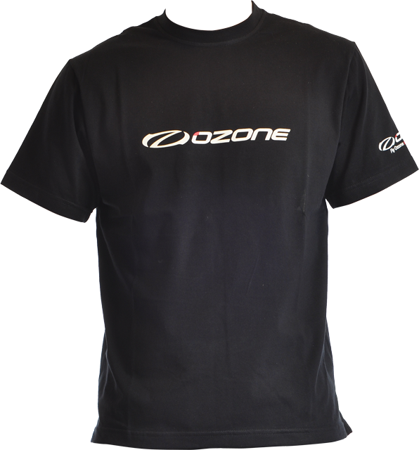 Ozone Mens T-Shirt - Planet Paragliding