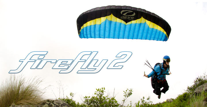 Ozone Firefly 3 - Planet Paragliding