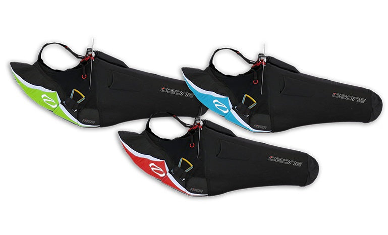 Ozone Forza Harness colours