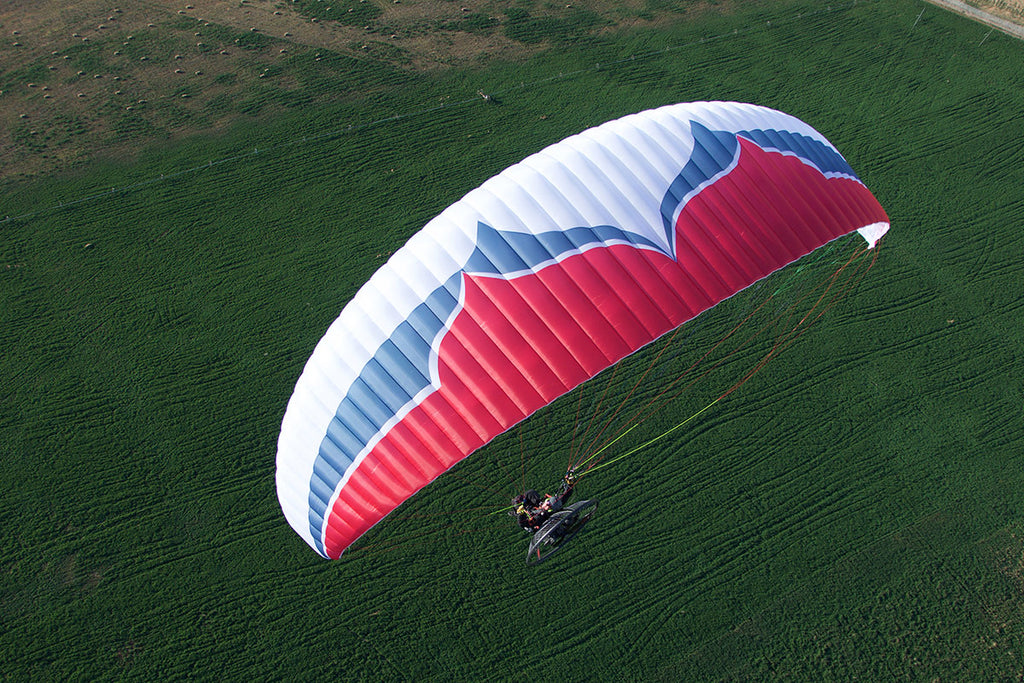 Ozone Spyder Paramotor Wing - Planet Paragliding