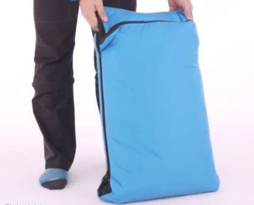 Light Compression Concertina Packing Bag