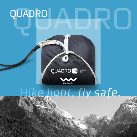 Woody Valley Quadro Inner Bag - Planet Paragliding