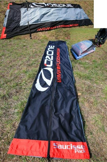 Ozone Concertina Packing Bag - Planet Paragliding