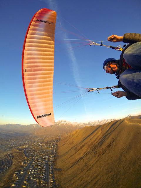 Ozone Litespeed Speed Wing - Planet Paragliding
