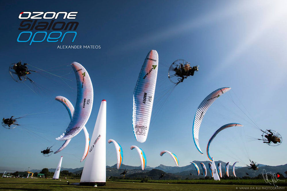 Ozone Freeride Powered Paraglider Wing - Planet Paragliding