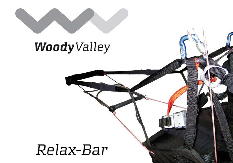Woody Valley Relax Bar Harness Stirrup - Planet Paragliding