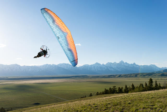 Ozone Sirocco 2 Powered Paraglider Wing - Planet Paragliding