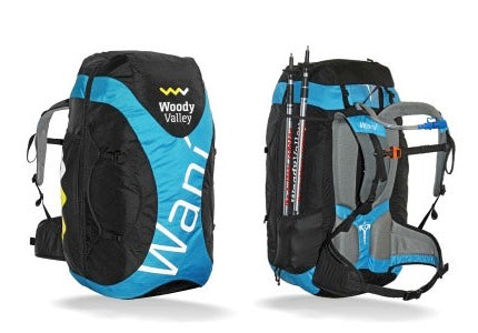 Woody Valley Wani 2 Paraglider Harness & Backpack - Planet Paragliding