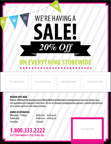 adobe indesign flyers page 2 diy design templates