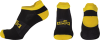 Calcetines ISSA Duo Bike Amarillo