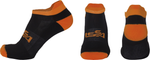 Calcetines ISSA Duo Bike Naranja