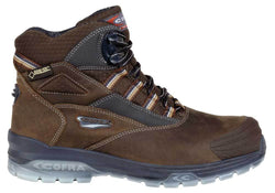 Bota de seguridad Cofra Michenlangelo Brown