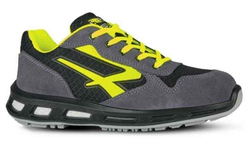 Zapatos de seguridad U-Power Yellow