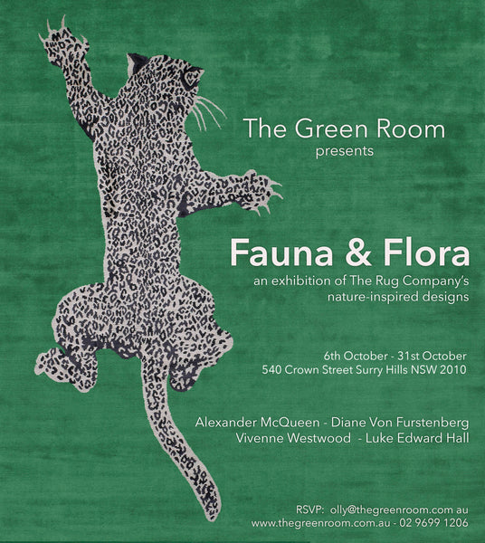 Fauna & Flora: an exhibition of nature-inspired designs
