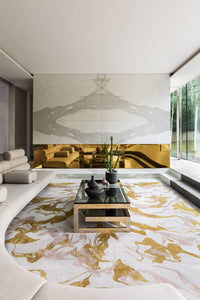 Echo Gold by The Rug Company