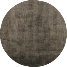 Load image into Gallery viewer, Mohair Slate Round by The Rug Company