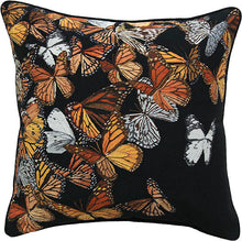 Load image into Gallery viewer, Monarch Cushion by Alexander McQueen