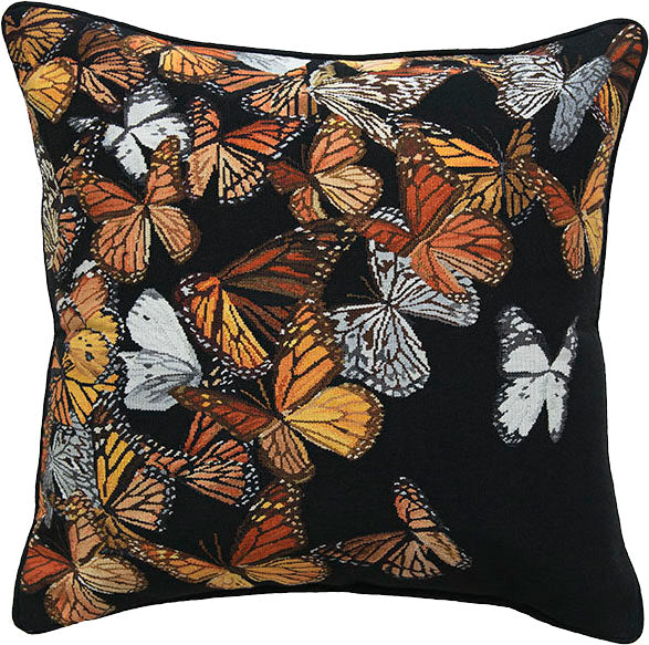 Monarch Cushion by Alexander McQueen