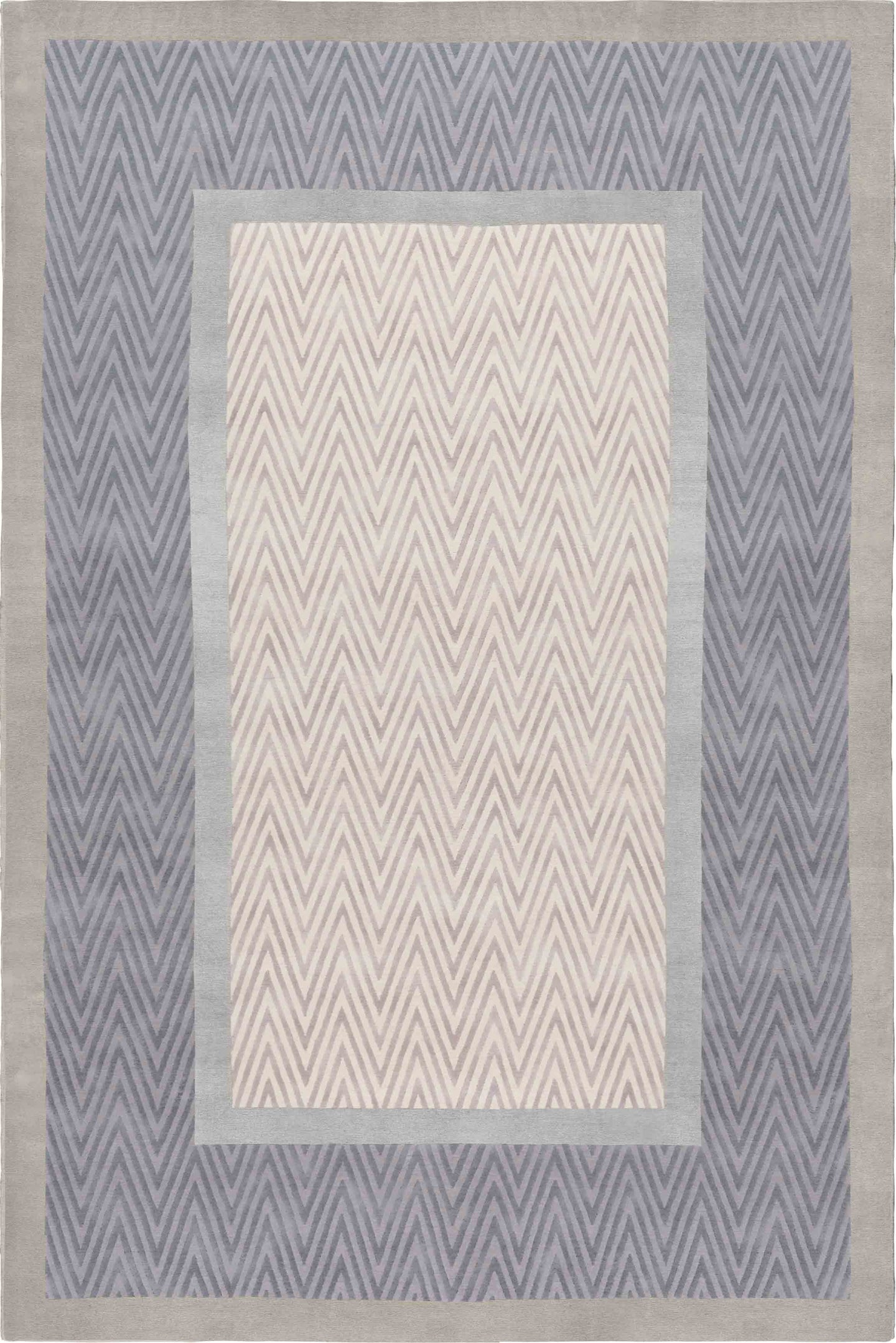 Herringbone Neutral by Jonathan Saunders