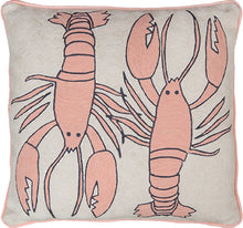 Load image into Gallery viewer, Lobster Natural Cushion