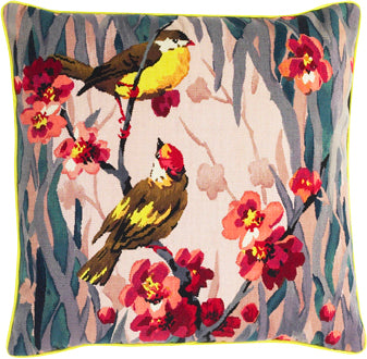 Birdie Blossom Cushion by Paul Smith
