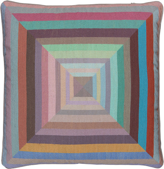 Prism Grey Cushion by Paul Smith