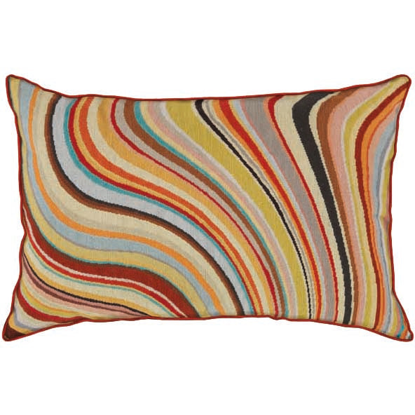 Swirl Cushion by Paul Smith