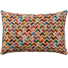 Load image into Gallery viewer, Zig Zag Cushion by Paul Smith