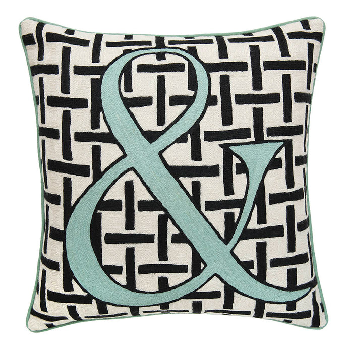 Alphabet & Cushion by Sue Timney
