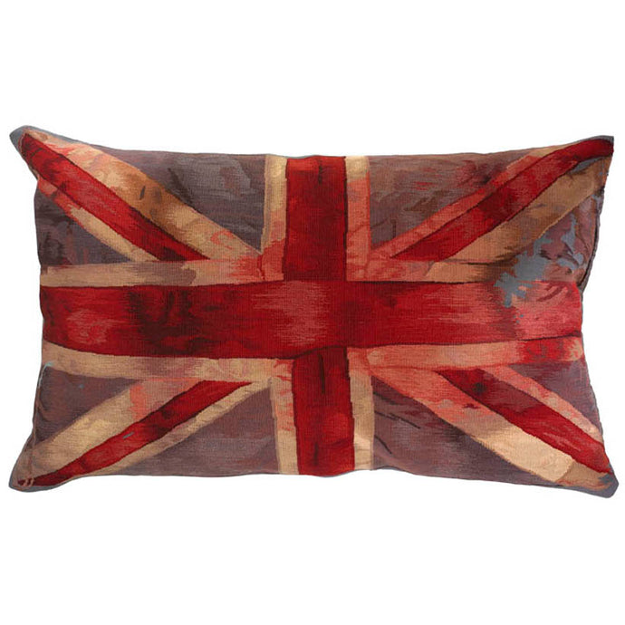 VW Flag Cushion by Vivienne Westwood
