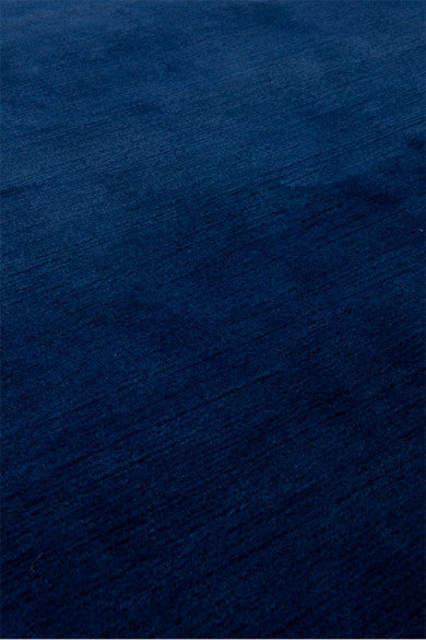 Mohair Sapphire by The Rug Company
