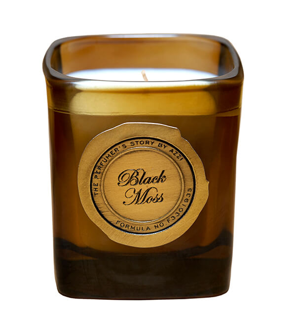 Black Moss Candle by The Perfumer's Story
