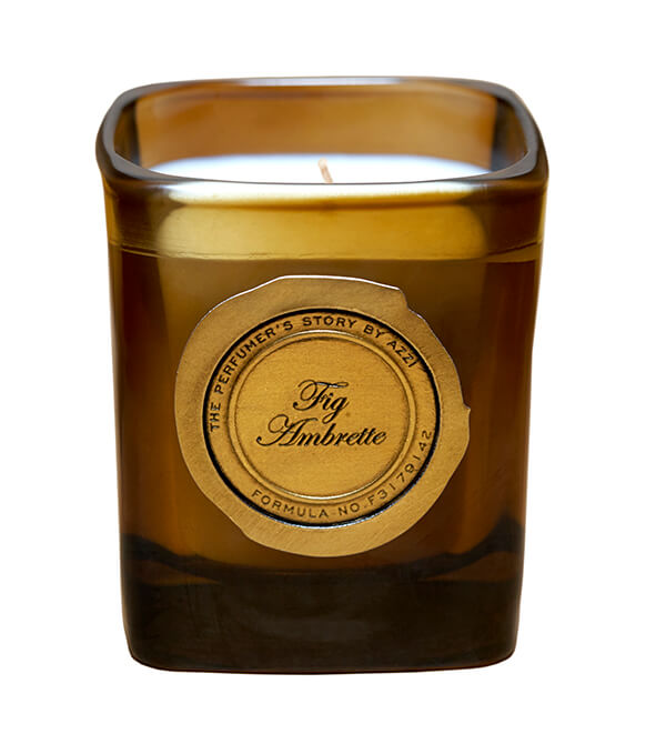 Fig Ambrette Candle by The Perfumer's Story