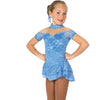 24 Lacy Belle Dress - Ballet Blue