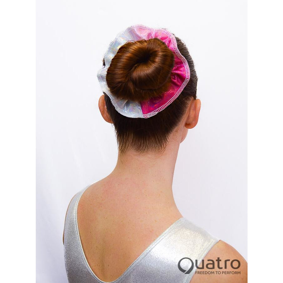 Pink Ombre Scrunchie