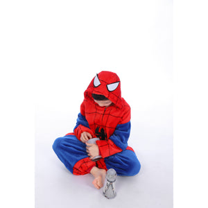 Spiderman kósýgalli
