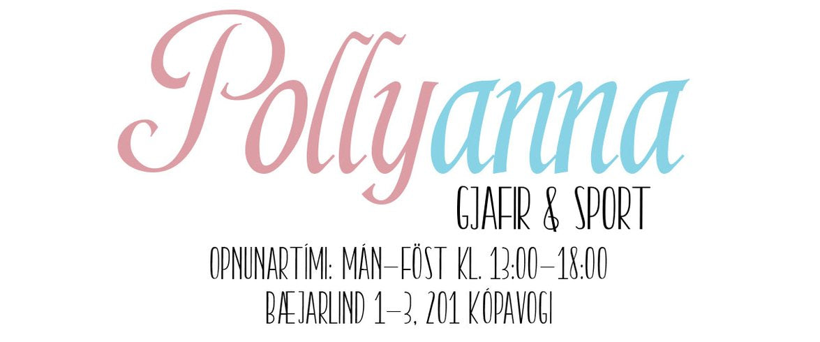 pollyanna.is