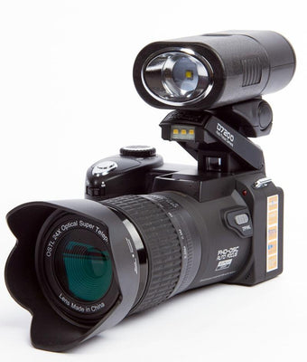 1080p HD Digital Camera with Interchangeable Lens - Abrahama