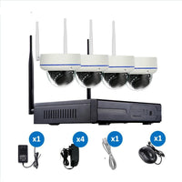 CCTV Surveillance Security System - Abrahama