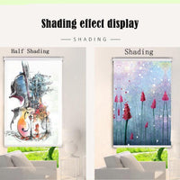 Hd Digital Printing Roller Blinds - Abrahama