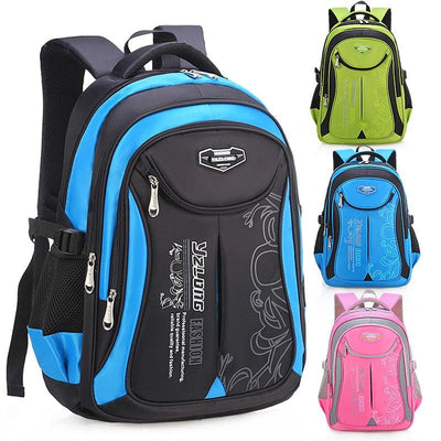 Schoolbags Boys & Girls Waterproof - Abrahama