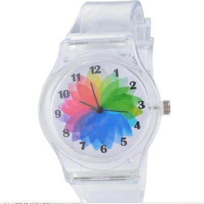 Students Silicone Watch For Girls & Women - Abrahama