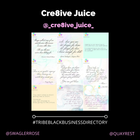 Cre8ive Juice