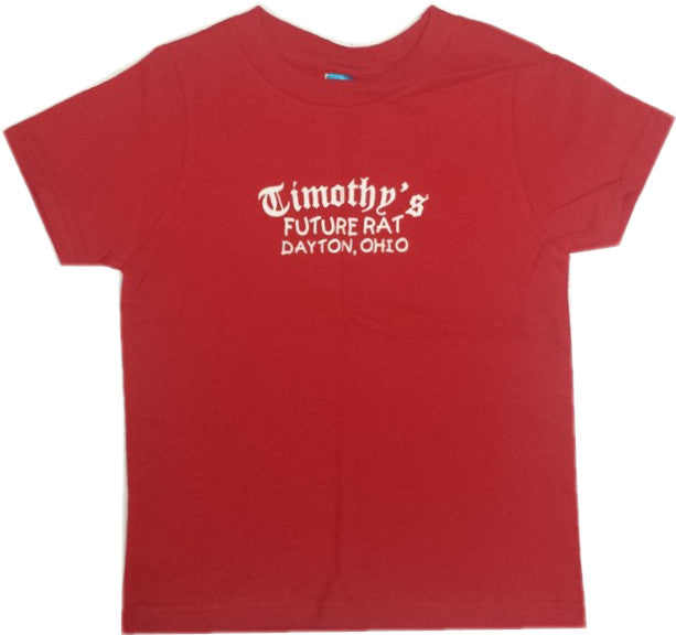 Timothy's Futre Rat T-Shirt