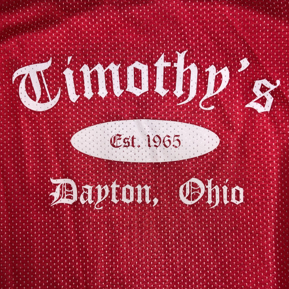 Timothy's Basketball Jersey
