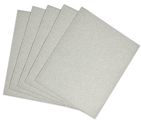 "9"" x 11"" Sanding Sheets - Non-Loading"